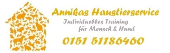 Haustierservice Annika – Hunde und Welpen Training